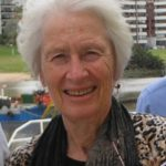 Barbara Starfield in Montevideo, November 2010