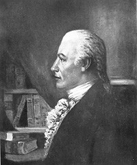 Portrait of George Bryan