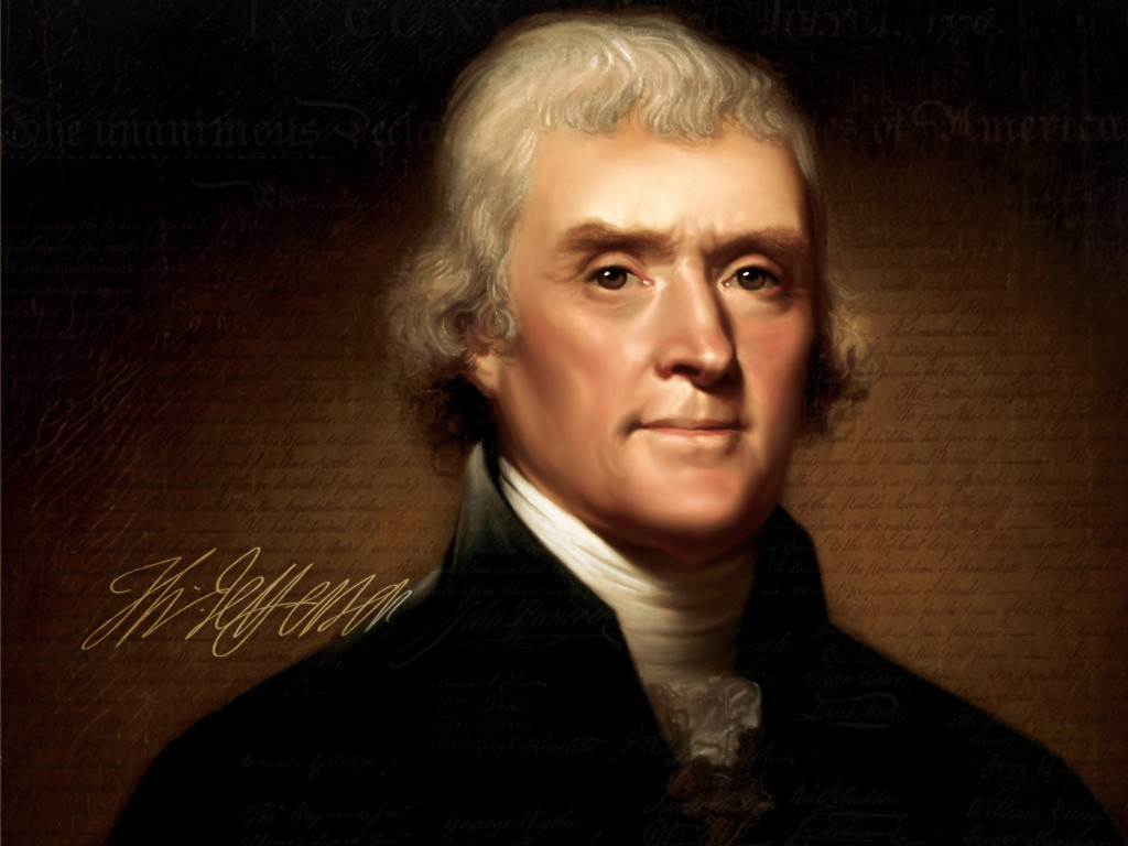 Thomas Jefferson Second Inaugural Address